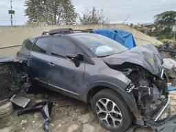 Veículo Chevrolet Captur 2018/2019 Para Retirada de Peças
