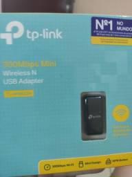 TP LINK 300 Mbps adaptador USB wireless