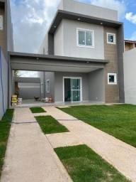 Casa com 3 dormitórios à venda, 150 m² por R$ 430.000,00 - Messejana - Fortaleza/CE