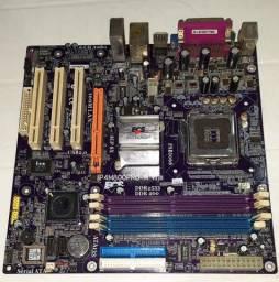 PLACA MÃE ECS P4M800PRO-M v1.0