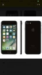 IPhone 7 de 128 usado mais ainda com 2 meses na garantia