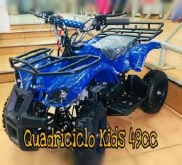 Quadriciclo Kids 49cc