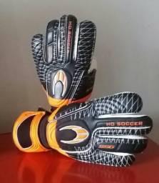 Luva Ho Soccer. T8/9. usado. gama profissional