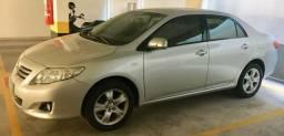Vendo Corolla 2009/10 Xei 1.8 Aut. Prata - 2010