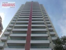Quartetto Aquarius, 120 m2, 3 Dorms, Escritório, 3 Vagas, Hobby-Box e Ótimo Lazer!