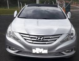 Impecável Hyundai Sonata Conservadíssimo Multimidia e Duplo Teto Solar - 2011
