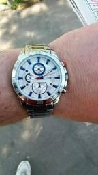 """Relógio curren Luxo Social """"NOVO"""""""