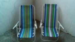 Cadeiras de Praia