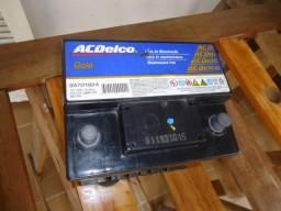 Bateria AcDelco Gold 42ah Funcional = 100 Reais
