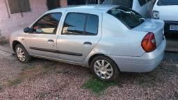 Eixo Traseiro Renault Clio