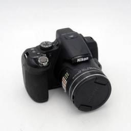 Câmera Nikon Coolpix P600 Super Zoom