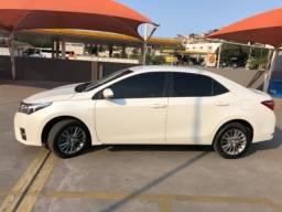 Corolla xei 2.0 2017 único dono .4 pneus novos - 2017