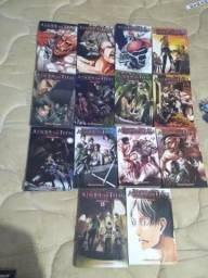 Manga Ataque dos Titãs / Shingeki no Kyojin