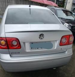 Polo sedan 1.6 com GNV Imotion - 2011