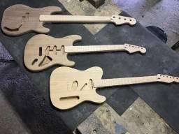Guitarra, baixo, violão conserto venda manutenção etc Luthieria