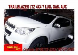 Trailblazer Ltz completa aut. 2013 7 lug. 4x4 - 2013