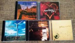Lote 5 CDs da banda Petra raros e em excelente estado