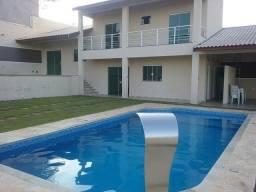 Chácara casa sobrado com piscina, sacada alto padrão