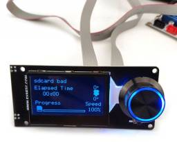 Smart Display Mini12864 Para Impressora 3d Fysetec V1.2