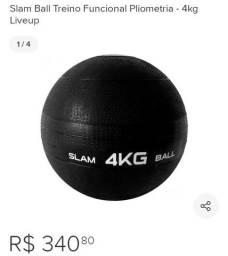 Slam Ball treino funcional pliometria 4kilo leviup