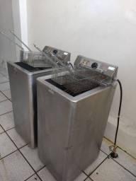Fritadeira elétrica SEMINOVA