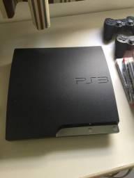 PlayStation 3 500gb( fitas e controle)