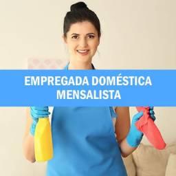 Empregada Doméstica Com Experiência Comprovada