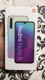 Xaiomi Redmi Note 8 branco