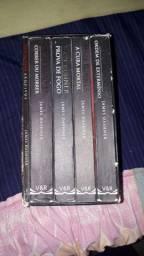 Livros variados (10R$ á 100R$)