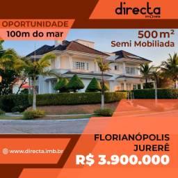 Casa 04 Suites a 100m da Praia em Jurerê