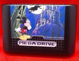Mickey mouse Castle of Illusion Mega Drive