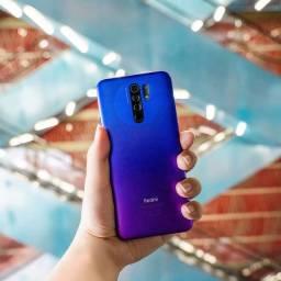 Smartphone Redmi 9 32Gb/3Gb-Ram/Novos Versão Global - Promoção