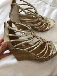 Sandália VIA UNO tamanho 35