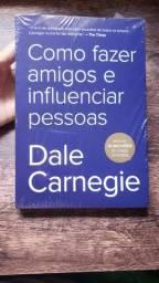 Livro Como Fazer Amigos e Influenciar Pessoas NOVO