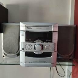 Mini System - Philco PMS 1000 - usado