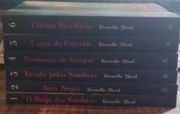 Academia de Vampiros 6 livros