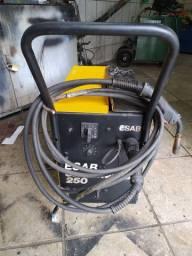 Mig Esab 250 amperes Smashweld