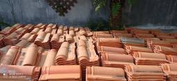 Telha de cerâmica 1500 unidades