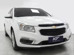Chevrolet Cruze 1.8 Sedan LT Branco 2015 Automático Completo