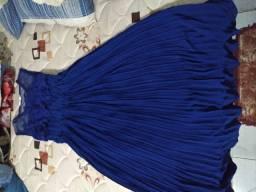 Vestido  Novo usado pouco 60.00