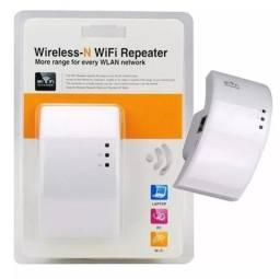 Repetidor de Sinal de Internet com botão WPS