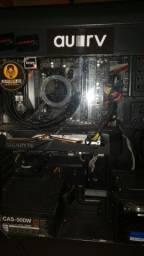 PC GAMER RYZEN 5 3600 RTX2070 16GB RAM GARANTIA COM CAIXA