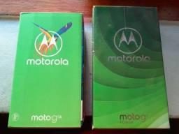 Caixas de Motorolas