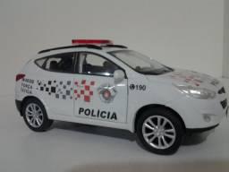 Miniatura carro Polícia Força Tática grafismo novo