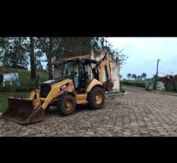 RETROESCAVADEIRA CAT 416 E -4X4