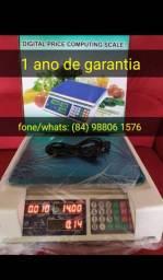 Digital balanças de 40kg comercial
