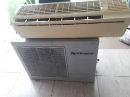 Ar condicionado 18000btu