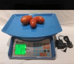 Balança Nova pesa até 40kg