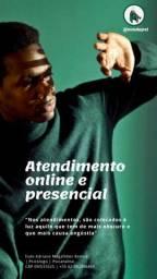 Psicólogo - (online)