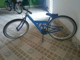 Bicicleta rebaixada